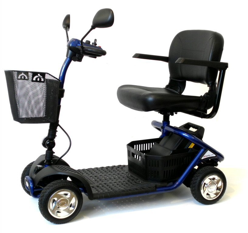 2GoAbility Zoom-4 mobility scooter