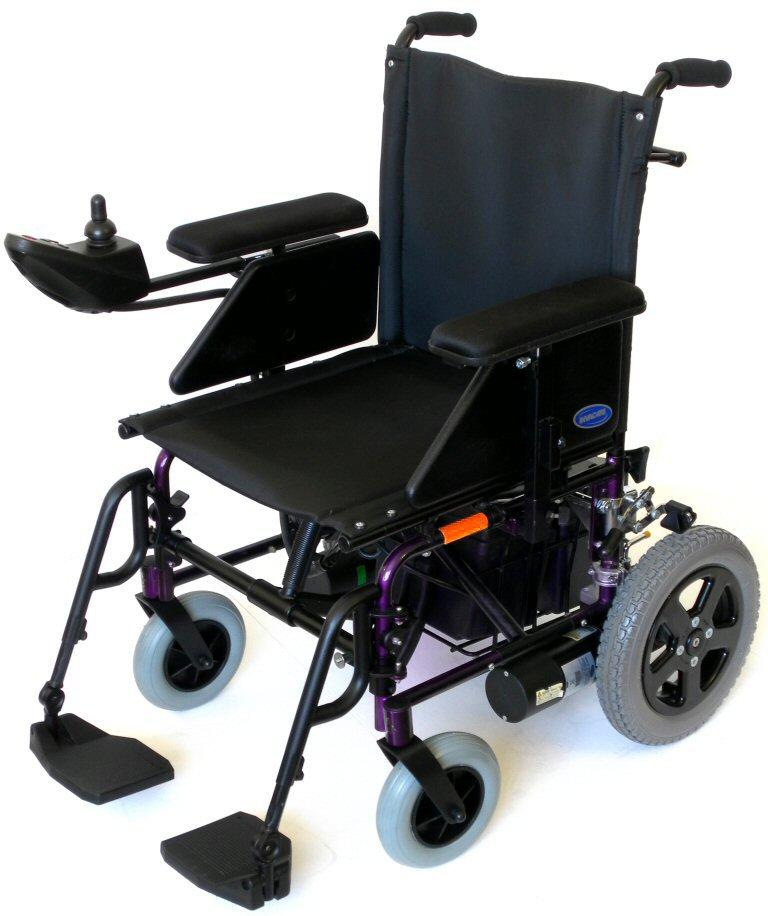 Invacare Phoenix electric wheelchair