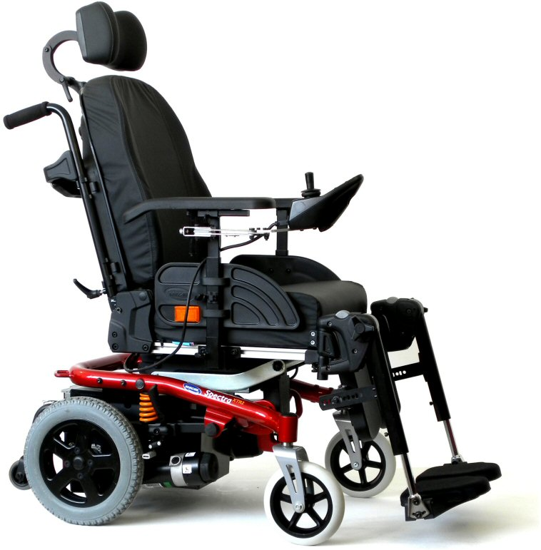 Invacare Spectra XTR2 electric wheelchair