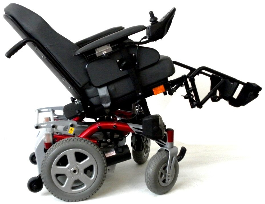 Invacare Topan electric wheelchair