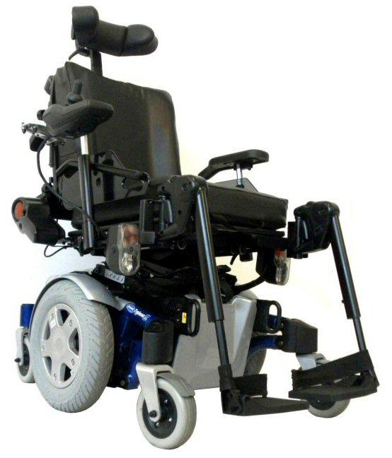 Invacare Typhoon electric wheelchair
