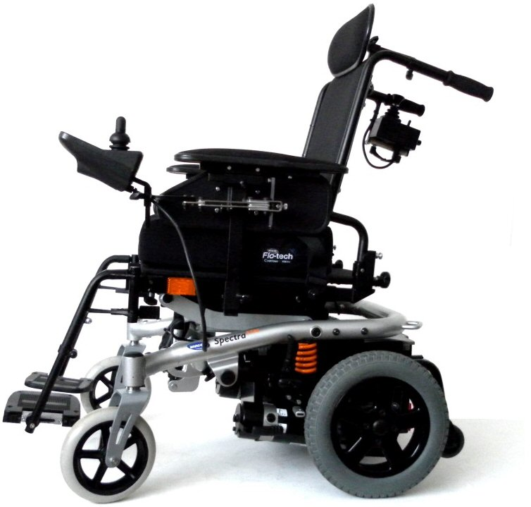 Invacare XTR2 electric wheelchair