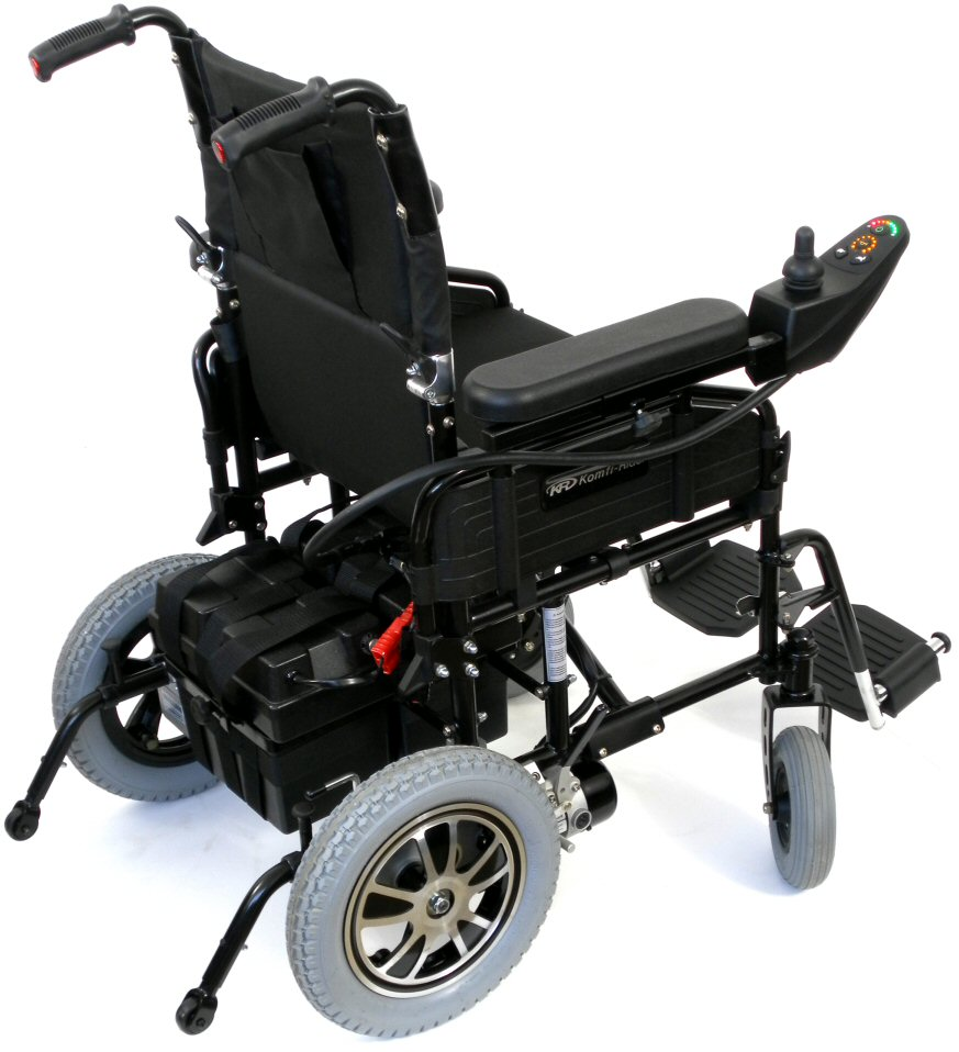 Komfi-Rider PW1800 electric wheelchair