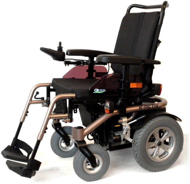 Kymco K-Activ electric wheelchair