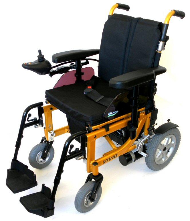 Kymco Vivio electric wheelchair