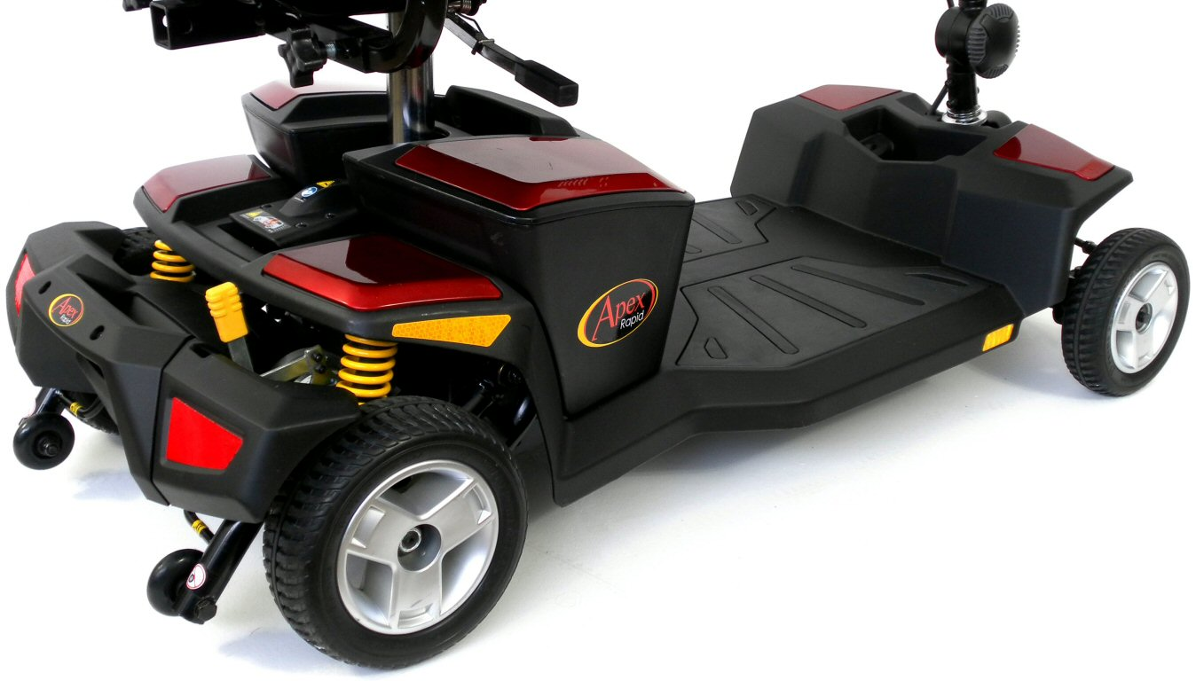 Pride Apex Rapid mobility scooter