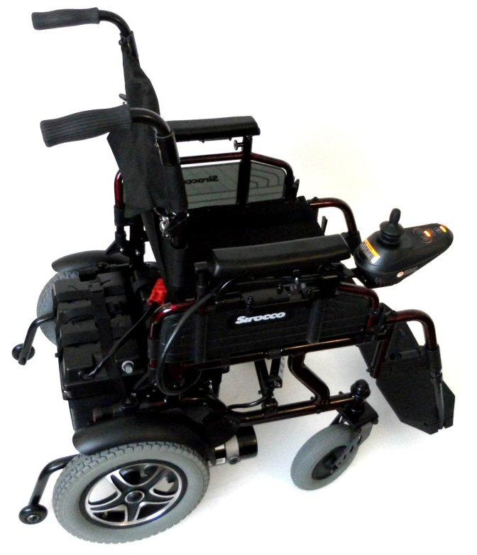 Roma Sirocco electric wheelchair
