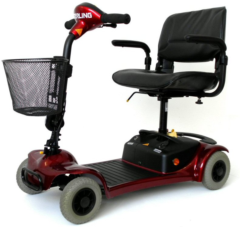 Sterling Little Gem mobility scooter